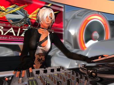 club 雷神 2011/11/26 出張DJ