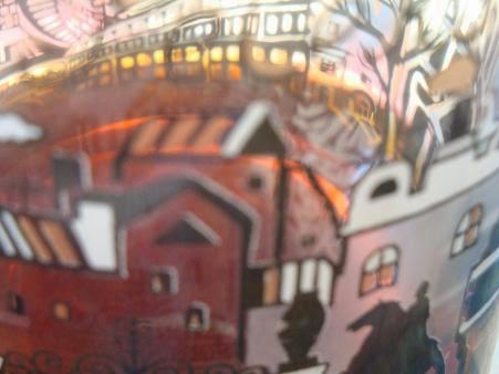 Петербург на чашке