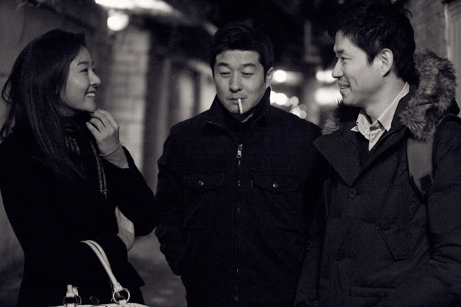 Hong Sangsoo's THE DAY HE ARRIVES