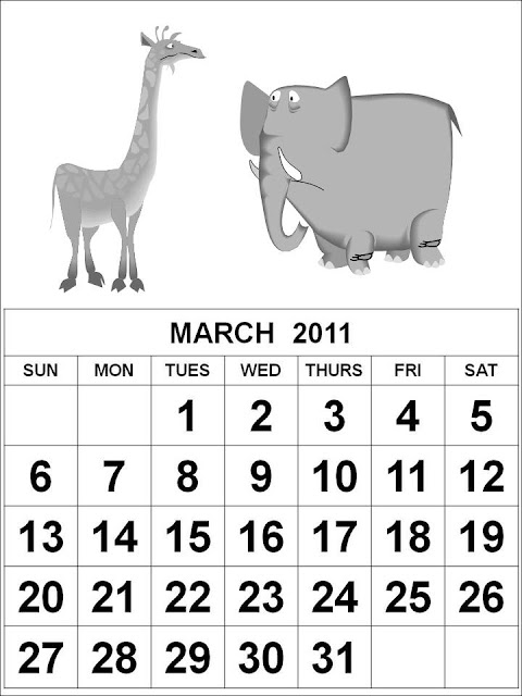 cute cartoon characters coloring pages. Colouring sheets calendar 2011
