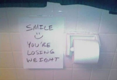 lose weight when you poo