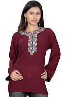 handmade kurti