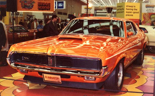 69 Mercury Cougar Eliminator. 1969 Mercury Cougar Eliminator