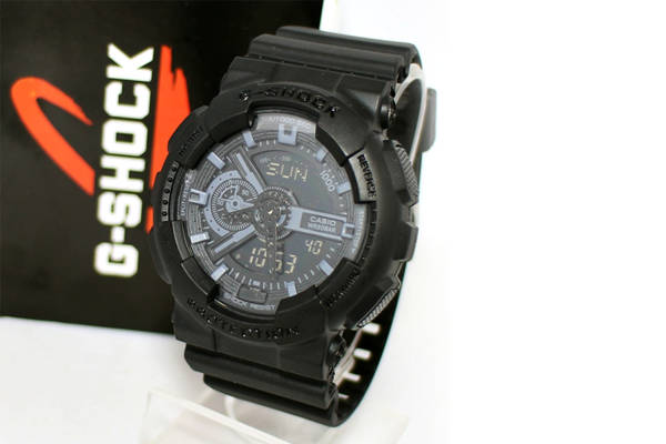 Review Jam Tangan Casio G-shock GA-110