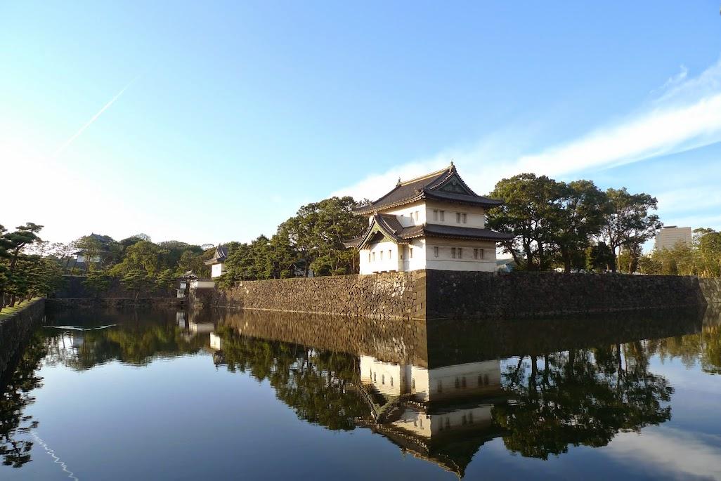 tokyo palais impérial