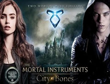 مشاهدة فيلم The Mortal Instruments: City of Bones بجودة CAM