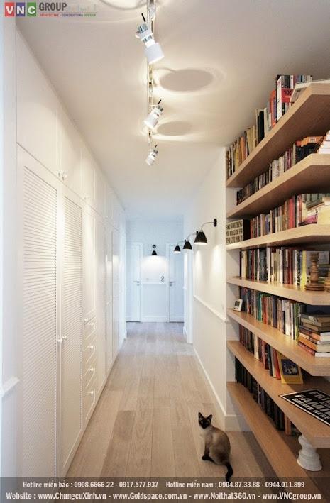 Thiết kế nội thất chung cư Mandarin Gaden hiện đại sang trọng