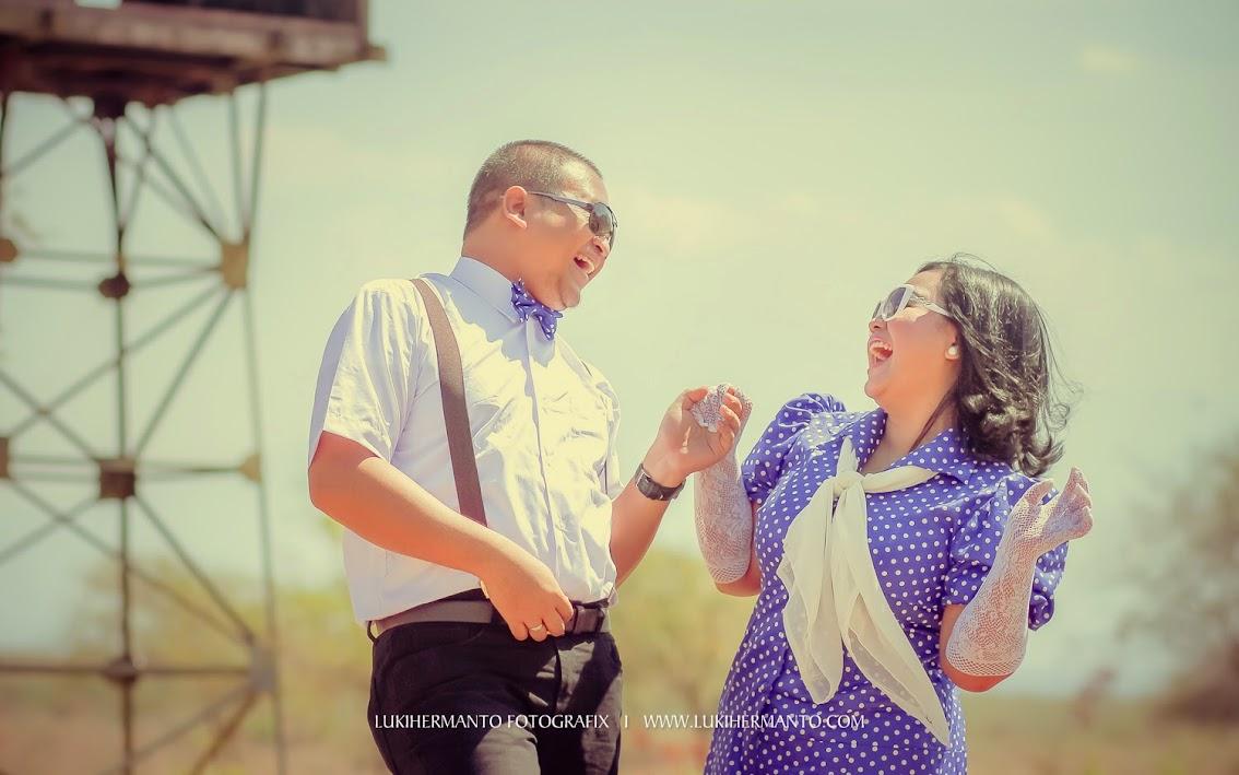 foto prewedding baluran
