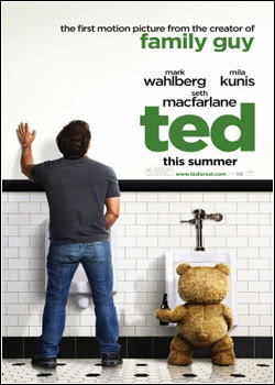 5 Ted   DVDrip   Dual Áudio