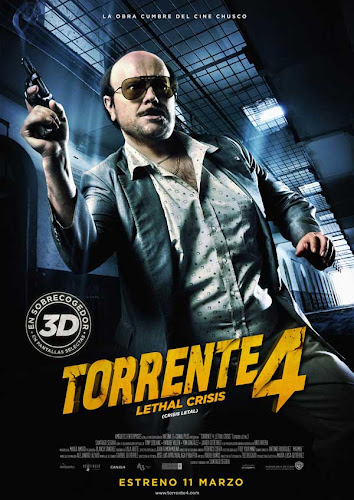 Torrente 4, cartel