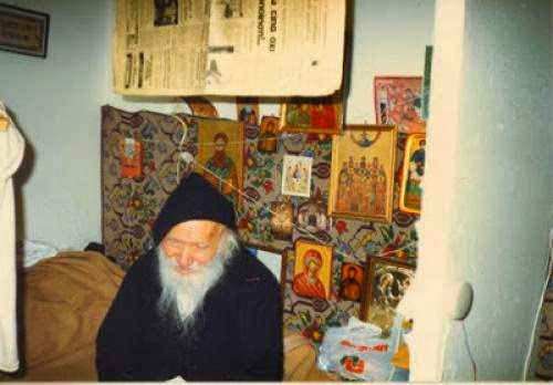 The Theological Criteria For The Canonization Of Saint Porphyrios