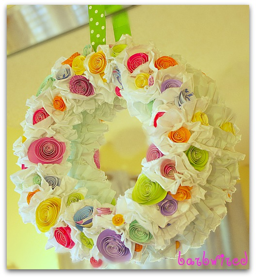 Color Me Happy 7 Colorful Spring Craft Ideas
