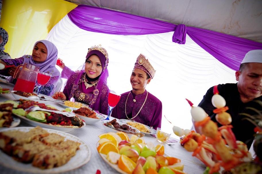 sanding malaysia wedding johor