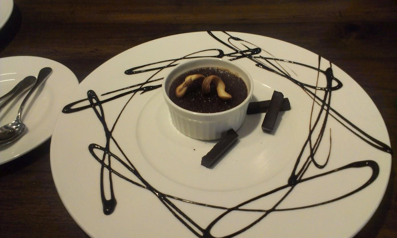 Chocolate Crème brûlée