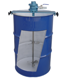 Open Barrel Stirrer - Air Operated