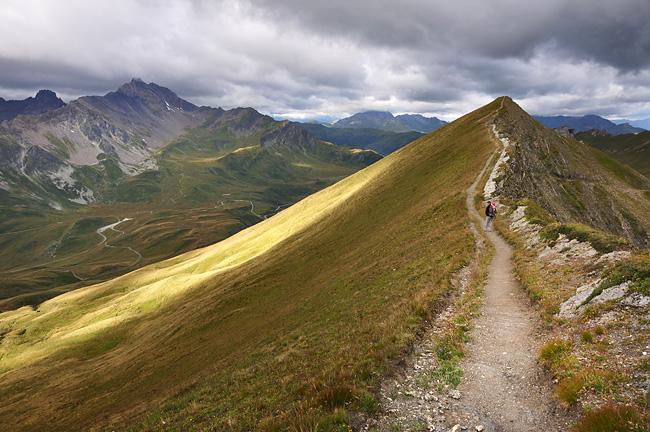Traversée des Alpes, du lac Léman à la Méditerranée Gr5-mont-blanc-briancon-crete-gittes-sentier-soleil