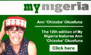 My Nigeria with Ann 'Chizoba' Okuefuna