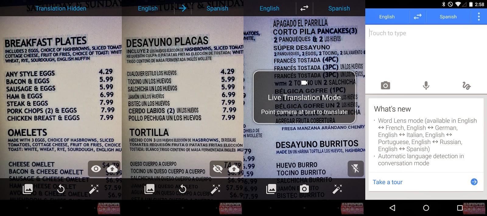 Google Translate sẽ được bổ sung hai tính năng vô cùng thú vị