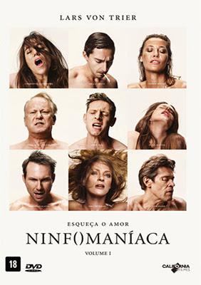 Filme Poster Ninfomaníaca - Volume 1 *SEM CORTES* DVDRip XviD Dual Audio & RMVB Dublado
