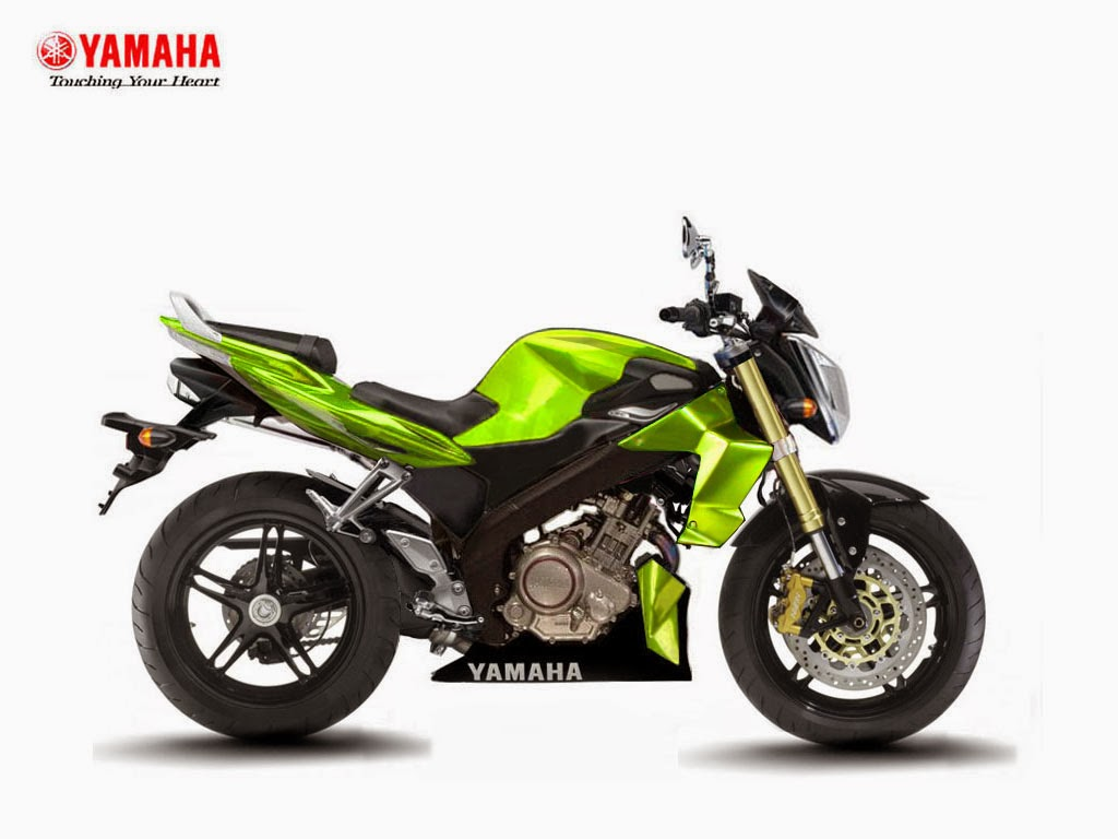 Yamaha Scorpio Z Modifikasi Street Fighter