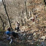 Escursione 27 Novembre 2011 Monte Tre Denti da Cantalupa