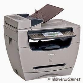 download Canon imageCLASS MF5770 printer's driver