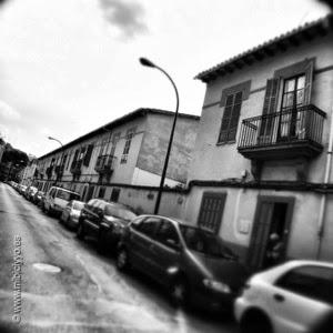 Bloque de Les Cent Cases, Passeig de Dante