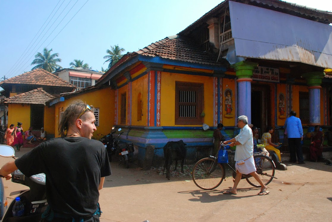 Гокарна - храмы и Брахманы