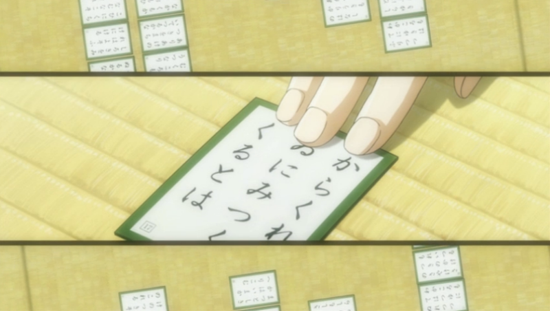 Chihayafuru Episode 4 Screenshot 5