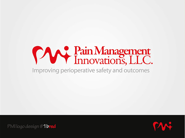 pain management innovations logo design