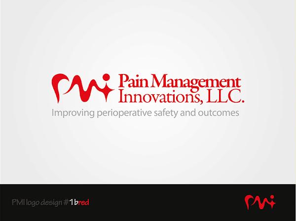 pain management innovations logo design