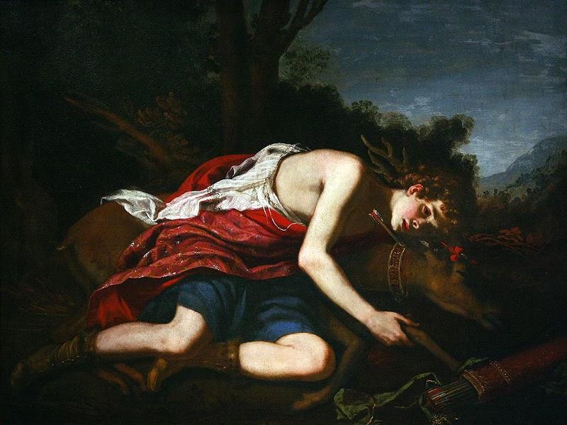 Jacopo Vignali - Cyparissus