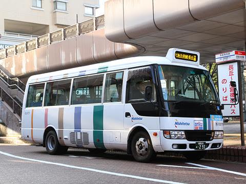 西日本鉄道 高宮循環バス 0376