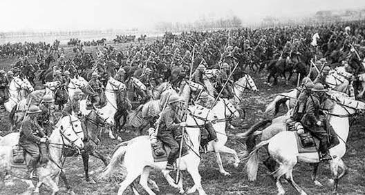 Польская кавалерия