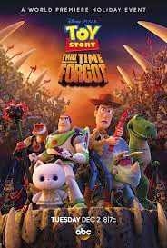 Toy Story That Time Forgot 2014