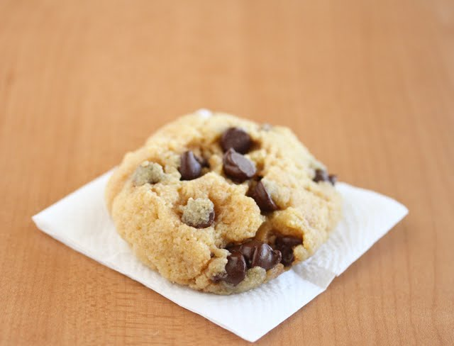 photo of a five minute cookie