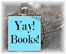 yay books pendant