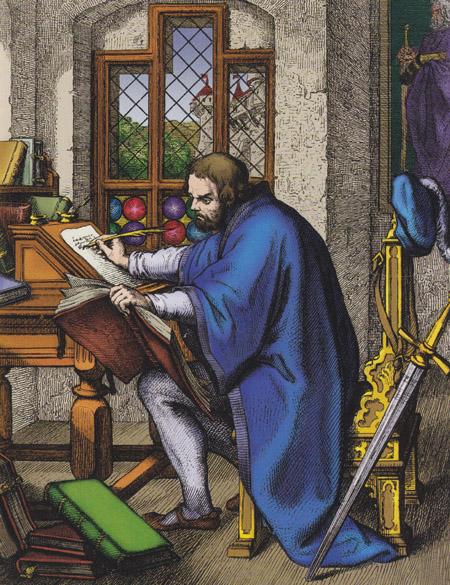 Luters maldījās