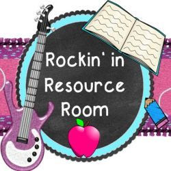 rockin' in Resource Room