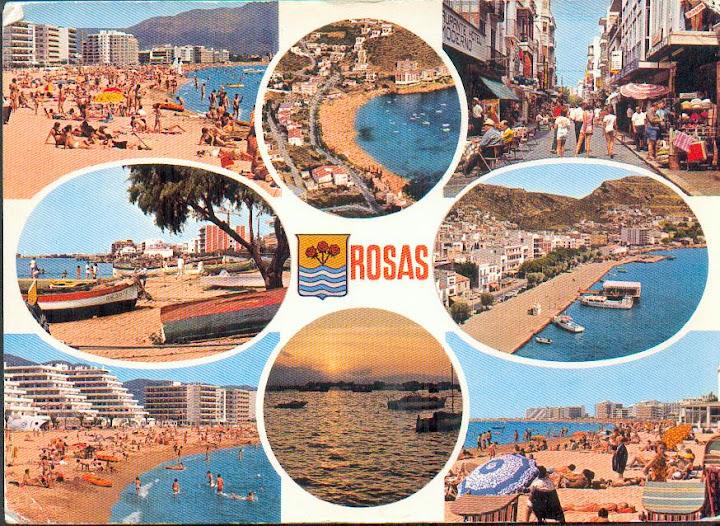 carte de la catalogne espagnole Tour de la Catalogne espagnole en cartes postales   Tour du Monde