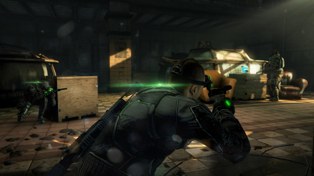 Tom Clancy Stealth Game