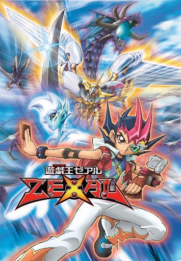 Yu Gi Oh Zexal - Vua Trò Chơi – Phần 4 2011 Poster
