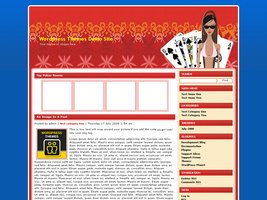 Online Casino Template 238