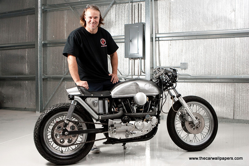 79 Cafe Racer by DP Customs