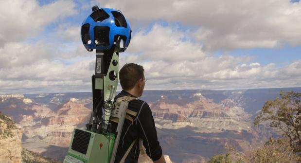 "Explore The Grand Canyon With Google Maps | Promo Spot ""Hello Grand Canyon"""