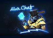 Aiur Chef - SC2 map