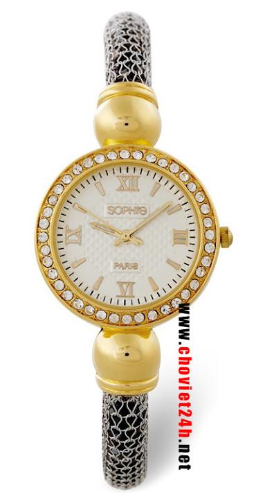 Đồng hồ nữ Sophie Paris Paige - LAL156