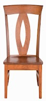 Rio Dining Chair in Cascadia Cherry