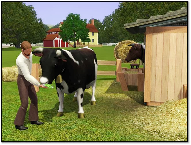 sims 4 cow plant how to get