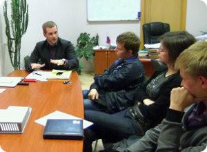 Министр транспорта Тверской области провел встречу с участниками движения «Комитет гражданского действия»